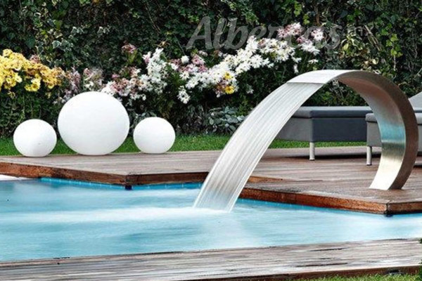 Accesorios para transformar tu alberca for Fabricar piscina