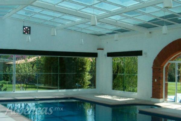 Albercas seguras ahorro garantizado for Imagenes de techados