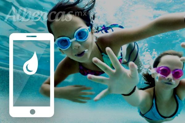 Nueva app de Albercas.mx : la construcción o mantenimiento de tus albercas desde tu celular