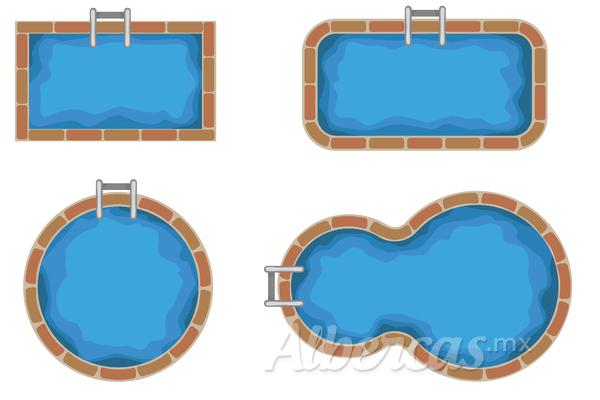 Formas para tu piscina - Formas de piscinas ...