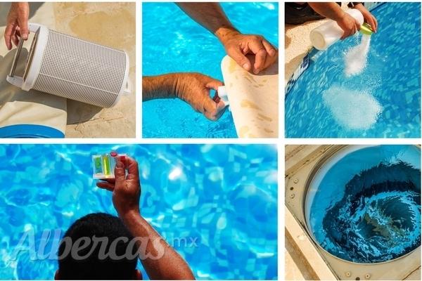 Consejos para tener el agua de tu piscina en perfectas condiciones