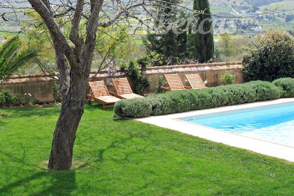 Decoración de tu piscina exterior