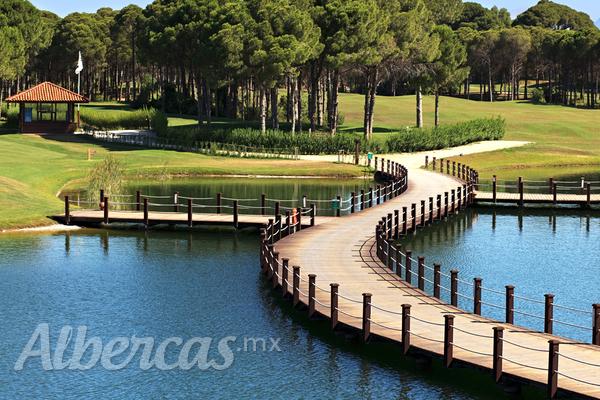 Lo que debes considerar para la construcci n de un lago for Como construir un lago artificial