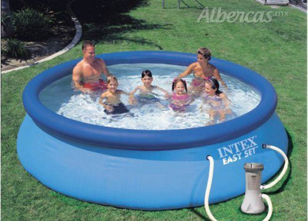 Albercas inflable