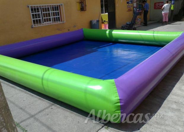 Im genes de brinca brincas eddy for Accesorios para piscinas inflables