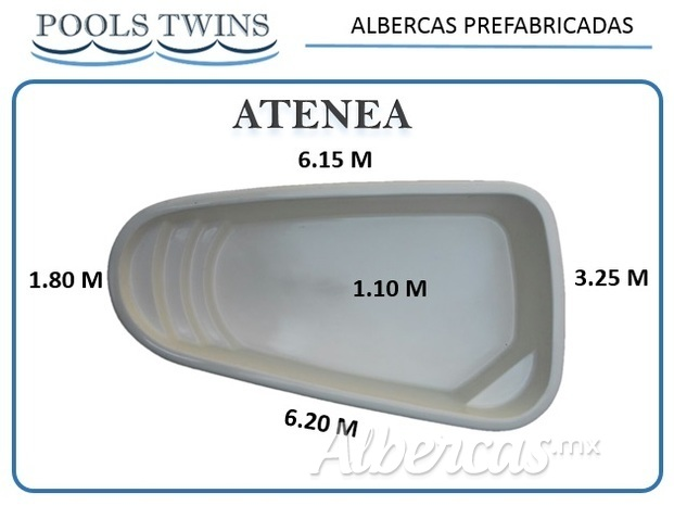 Pools Twins Albercas Mx