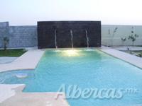 Dise o de albercas monterrey nuevo le n for Construccion de piscinas en monterrey