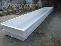Albercas de fibra de vidrio sinaloa for Piscinas de fibra de vidrio mexico